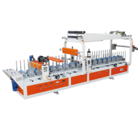 600mm cold glue laminating machine