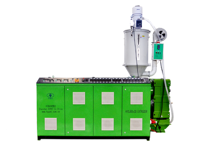 efficient single screw extruder 80/33