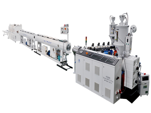 PE co-extrusion pipe line