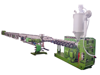 PPR pipe high speed extrusion line