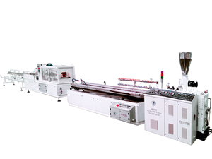 110mm profile extrusion line