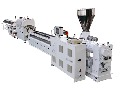240mm profile extrusion line