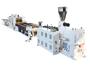 WPC 1000mm door extrusion line