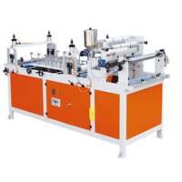 Online laminating and hot stamping machine