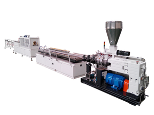75mm profile extrusion line